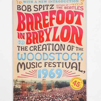 Barefoot In Babylon By Bob Spitz - Assorted One