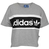 adidas Originals Crop T-Shirt - Women's