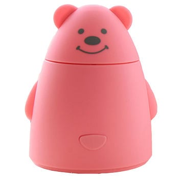 Cute/Lovely User-friendly Functional Cool Mist Humidifier,Pink Bear