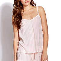Pointelle Cami and Shorts PJ Set