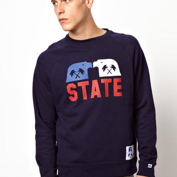 Trainerspotter X Russel Athletic Sweatshirt -