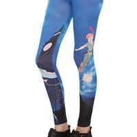 Disney Peter Pan Leggings | Hot Topic