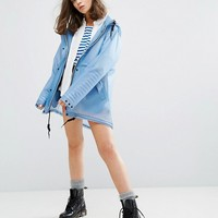 Hunter Womens Original Festival Raincoat at asos.com