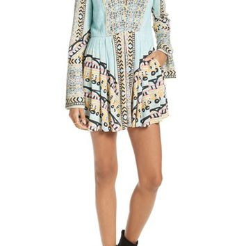Free People Tegan Minidress | Nordstrom