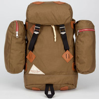 Kelty Mockingbird Backpack Tan One Size For Men 22788341201