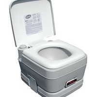 Century 6205 2.6-Gallon Portable Toilet