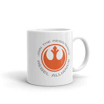 Star Wars Join The Resistance | Rebel Alliance Mug