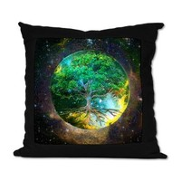 Health Healing Suede Pillow> Tree of Life > Tree of Life Shop