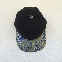 Hawaii Blue Shine snapback