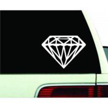 Diamond Jewel Bling Vinyl Sticker Car Wall Window Decal Jewel Bling Love Pretty Laptop