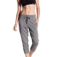 Z By Zella | Beachfront Cropped Sweatpant | Nordstrom Rack