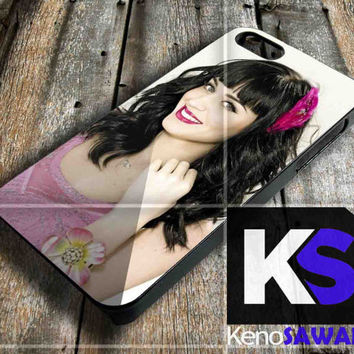 Katy Perry Style - iPhone 4/4S, 5/5S, 5C and Samsung Galaxy S3 i9300, S4 i9500 case.