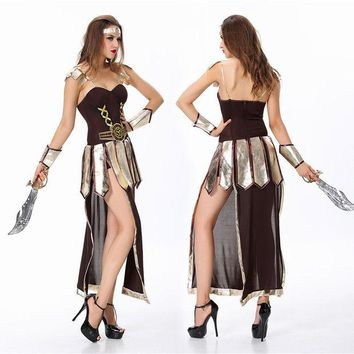 VLX2WL Party Costume Sexy Pirate Halloween Cosplay Uniform [8978896775]