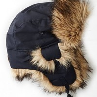 AEO Men's Fjallraven Nordic Heater Hat (Deep Navy)