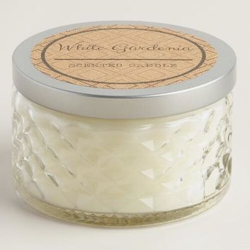 White Gardenia Savannah Jar Candle