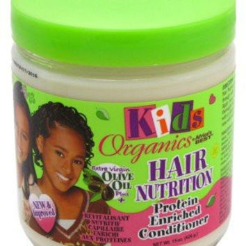 Africa's Best Kids Organincs Protein Enriched Conditioner 15 oz.