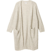 Monki Zosia knitted cardigan