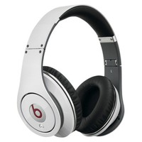 Beats by Dr. Dre Studio Over-Ear Headphones - White (900-00022-01)
