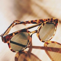 Komono Dreyfuss Sunglasses in Tortoise