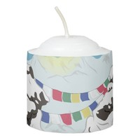 The Himalayas Votive Candle