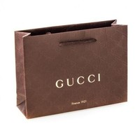 Gucci Gift Bag