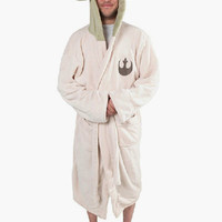 In The Style of Yoda Bath Robe