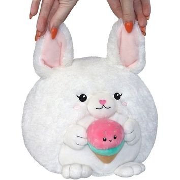 Squishable Mini Bunny Holding Ice Cream 7""