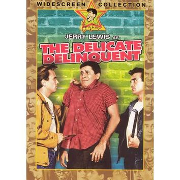 The Delicate Delinquent (S) (Widescreen) (Jerry Lewis Widescreen Collection)