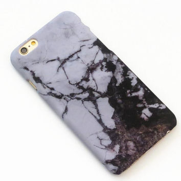 Unique Marble Texture iPhone 7 7Plus & iPhone 6 6s Plus & iPhone 5s se Case Hard Cover +Gift Box