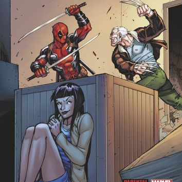 Deadpool Vs Old Man Logan #5 (Of 5) Lim Variant
