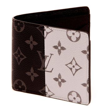 Louis Vuitton BRAND NEW Black Silver Limited Edition Split L009 with Tags (Authentic Pre-owned)
