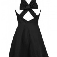 The French Bow Back Dress - 29 N Under