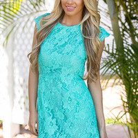 SIMPLE - Summer Lace Sexy Sleeveless One Piece Dress a11067