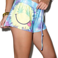 Wildfox Couture Trevor Lounge Shorts Multi