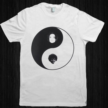 Michael Jackson Yin Yang for men and women t shirt cotton t shirt