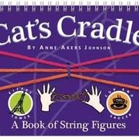 Klutz Toys (1-Pack) Cat's Cradle Book Kit K536