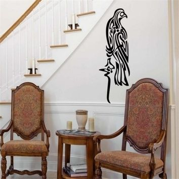 Eagles New Islamic Wall Stickers Muslim Designs Vinyl Home Decor Wall decals Art Mural Living Room Decorations