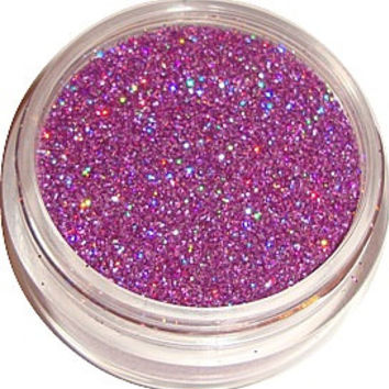 Purple Holographic Glitter