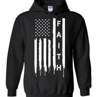 For God & Country (Faith) - Hoodie