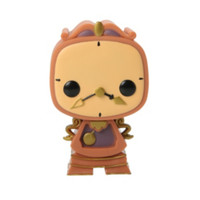 Funko Disney Beauty And The Beast Pop! Cogsworth Vinyl Figure