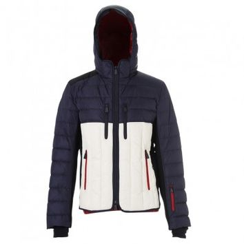 Moncler Grenoble - SEMNOZ THREE TONED JACKET - Elite Store