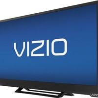 "VIZIO - E-Series - 24"" Class (23-5/8"" Diag.) - LED - 1080p - Smart - HDTV - Black"