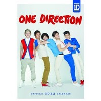 Official One Direction 2013 Calendar