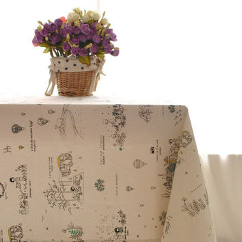 Home Decor Tablecloths [6283620614]