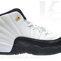 Air Jordan 12 XII Retro PS Pre-School Taxi