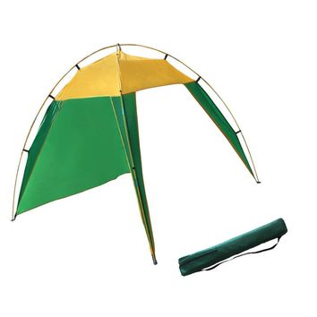 CAMTOA Portable Tent Shelter Canopy Outdoor Beach Sun Shade Waterproof Polyester Cloth Tentage
