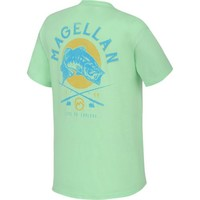 Magellan Outdoors™ Adults' Bass Circle Short Sleeve T-shirt | Academy