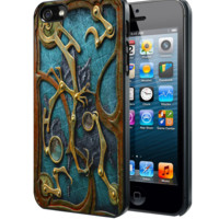 Steampunk Book Samsung Galaxy S3 S4 S5 Note 3 , iPhone 4 5 5c 6 Plus , iPod 4 5 case