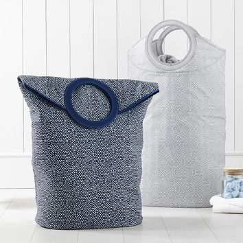 Easy Carry Laundry Bag, Mini Dot