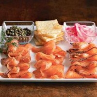 Smoked Salmon Trio | Williams-Sonoma